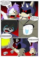 Kyo vs sonic exe page 36 by DiscoSaeba