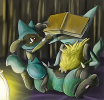 Read me this!! by Deruuyo