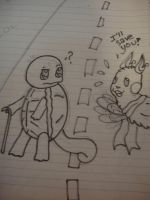 I'LL SAVE YOU - Peachi, Squirt by Sandstorm24