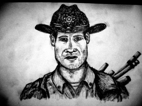 Rick Grimes by Muse-13