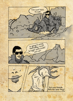 Skull-WFA round 21 page 02. by theartistic