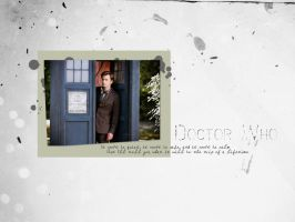 Dr Who by dop12