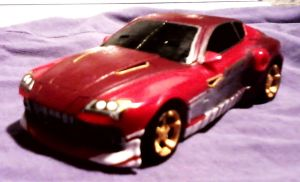 Transformers Prime Knockout Custom: Vehicle 1 by FaintofHearts33