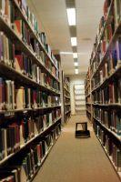 The Library by RogueA007