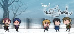 Free! for Winter Break by Kiriska
