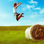 I can fly by H-e-i-k-e