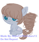 Mystery Foal For SkyStormArtz by HopeForTheFuture13