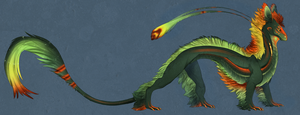 Quetzalcoatl by Blackpassion777