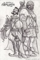 The Bandit Kings by Fuelreaver