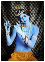 Krishna. by saturninus