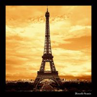 Eifel Tower by Shum23