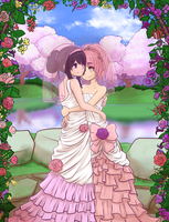 Madohomu Wedding by Caffeccino