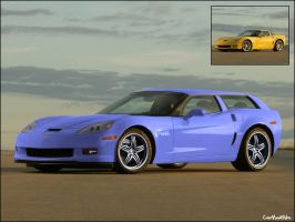 Chevrolet Corvette SB by Car-Mad-Mike
