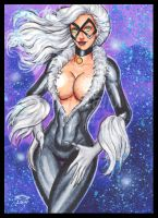 BLACK CAT PERSONAL SKETCH CARD 3_92014 by AHochrein2010