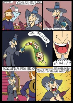 the leprechauns 56 by sprucecomics