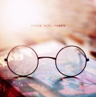 Thank YOU, Harry. by desidiah