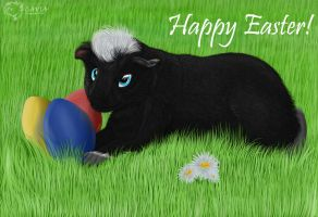 Happy Easter by VinceSwift
