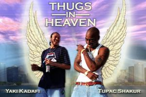 Thugs in Heaven by lobosco04