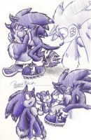 .:Sonic Unleashed 1:. by PhoenixSAlover