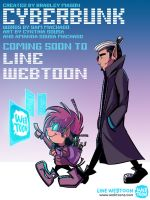 Read Cyberbunk on LINE Webtoon by Theamat