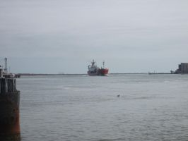 A tanker in the distance by z532