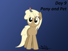 Bootcamp Day 9: Pony and Pet by Sintakhra
