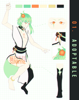 01. Adoptable [ CLOSED, TY ] by Sunnyre