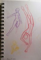 Figure Practice by 2CUTEMADHATTER