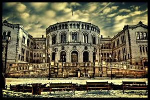 CourtHouse by Sortvind