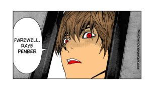 Light Yagami Coloring (3) by Takazuki10