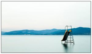 Slide into nothing by Ballota