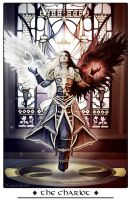 Fable Tarot: The Chariot by Isriana