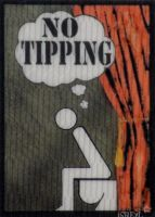 No Tipping by TheInfernalDemon