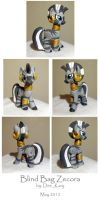Blind Bag Zecora by DeeKary