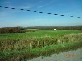 Early fall in the Eastern Townships by Kyoshyu