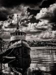 Tugboat by Monotrooper