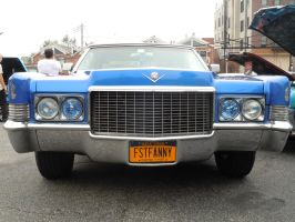 1970 Cadillac Coupe De Ville Convertible by Brooklyn47