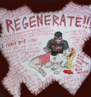 Heroes_come on regenerate by 4everal1