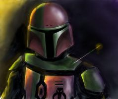 Mandalorian by Darth-Tela