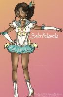 Sailor Makemake: Contest Entry by SNHigginsss