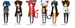 .:More adopts CLOSED:. by WinterInsanity26