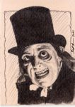 London After Midnight_ACEO by kreepykustomz
