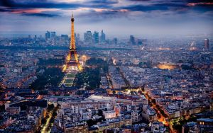 Paris by hq2PL