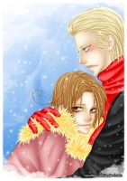 APH - Germany x N.Italy by Hetalia