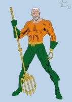 DCNow - Aquaman by Riddick99