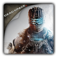 Dead Space 3 v3 icon by Themx141