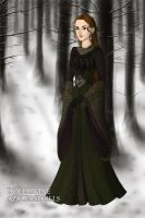 Dacey of House Mormont by DaenatheDefiant