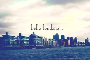 Hello London by madis0nz