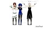 Soulless- The Main Members of Death Resistance by Sinful-Trash