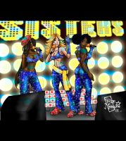 C- Solid Sisters Live by roemesquita